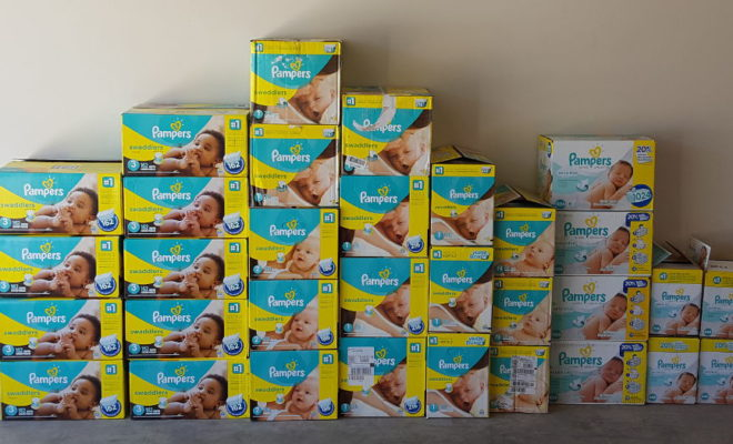 Newborn Diaper Cost for the First Year